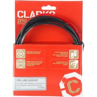 Clarks Elite Pre-Lube Universal Gear Cable Kit   Gear Cables