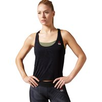 Reebok Womens RCF Muscle Tank (AW16) Running Singlets