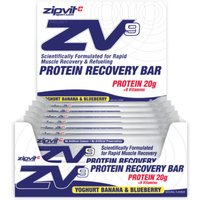 ZipVit Sport ZV9 Yoghurt Coated Protein Bars (15 x 65g) Energy & Recovery Food
