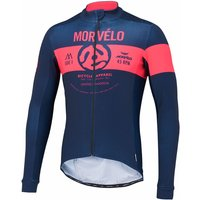 Morvelo 45 King Thermoactive Long Sleeve Jersey Long Sleeve Cycling Jerseys