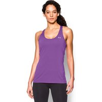 Under Armour Womens HeatGear Armour Racer Tank (SS16) Running Singlets