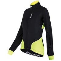 Santini Womens Beta Windstopper XFree 210 Jacket Cycling Windproof Jackets