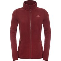 The North Face Womens 100 Glacier Full Zip Lightweight Fleeces