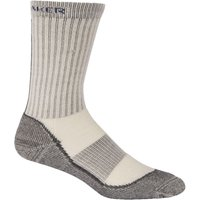 Icebreaker Womens Hike Basic Light Crew Hiking Socks