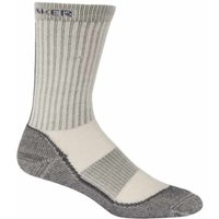 Icebreaker Womens Hike Basic Medium Crew Socks Hiking Socks