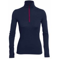 Icebreaker Women's Vertex Long Sleeve Half Zip   Baselayer Tops