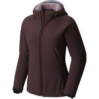 Mountain Hardwear Womens Pyxiana Hooded Jacket Softshell Jackets