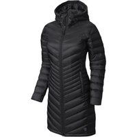Mountain Hardwear Womens Nitrous Hooded Down Parka Insulated Jackets