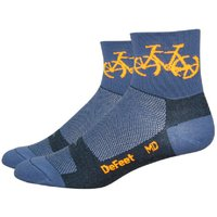 DeFeet Aireator Townee Socks Cycling Socks