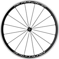 Shimano Dura Ace R9100 C40 Carbon Clincher Front Wheel   Performance Wheels