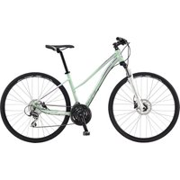 GT Transeo 3.0 Womens (2017) Hybrid Bike Hybrid & City Bikes