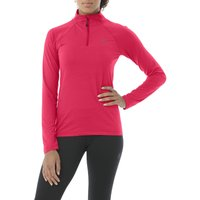 Asics Womens LS 1/2 Zip Jersey Long Sleeve Running Tops