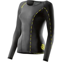 SKINS Women's DNAmic Long Sleeve Top   Compression Base Layers