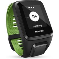 TomTom Runner 3 Integrated HRM Multisport GPS Watch GPS Running Computers