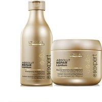 L'Oréal Professionnel Série Expert Absolut Repair Love Shine & Softness Travel Pack - Absolut Gifts