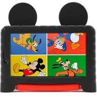 Tablet Multilaser Mickey Mouse Plus Preto com 7