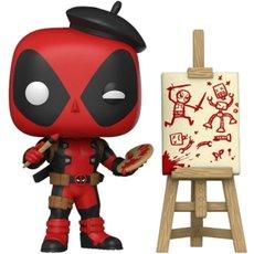 artist deadpool / deadpool / figurine funko pop / exclusive special edition