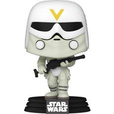 snowtrooper concept series / star wars / figurine funko pop