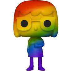 tina belcher pride / bob's burgers / figurine funko pop