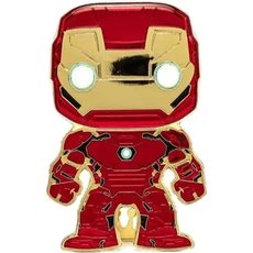 iron man / marvel / funko pop pin