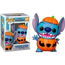 pumpskin stitch / lilo et stitch / figurine funko pop / exclusive special edition