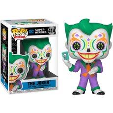 the joker dia de los muertos / super heroes / figurine funko pop
