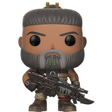 oscar diaz / gears of war / figurine funko pop