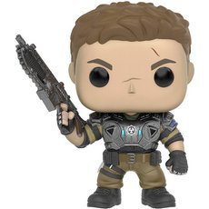 jd fenix / gears of war / figurine funko pop