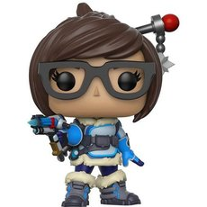 mei / overwatch / figurine funko pop