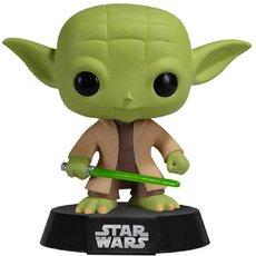 yoda / star wars / figurine funko pop