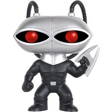 black manta / super heroes / figurine funko pop