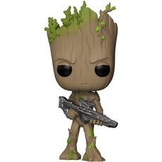 groot / avengers infinity war / figurine funko pop