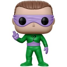 the riddler / batman / figurine funko pop