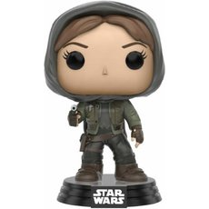 jyn erso capuche / star wars / figurine funko pop