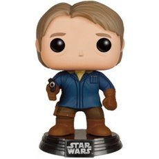 han solo snow gear / star wars / figurine funko pop