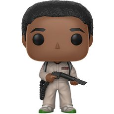 ghostbuster lucas / stranger things / figurine funko pop