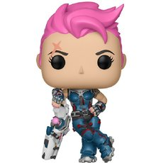 zarya / overwatch / figurine funko pop