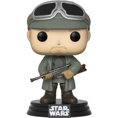 tobias beckett / star wars / figurine funko pop