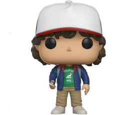 dustin avec casquette / stranger things / figurine funko pop