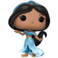 jasmine en mouvement / aladdin / figurine funko pop