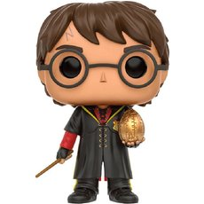 harry potter triwizard egg / harry potter / figurine funko pop / exclusive special edition