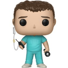 bob in scrubs / stranger things / figurine funko pop