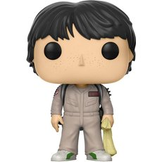 ghostbuster mike / stranger things / figurine funko pop