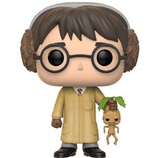 harry potter herbology / harry potter / figurine funko pop