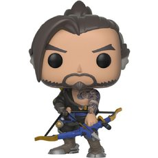 hanzo / overwatch / figurine funko pop