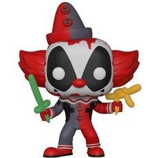 clown deadpool / deadpool / figurine funko pop