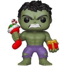 holiday hulk / marvel / figurine funko pop