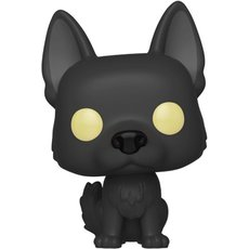 sirius en chien / harry potter / figurine funko pop