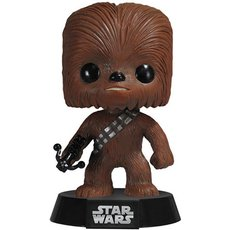 chewbacca / star wars / figurine funko pop