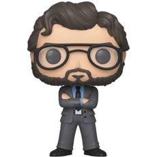 the professor / la casa de papel / figurine funko pop